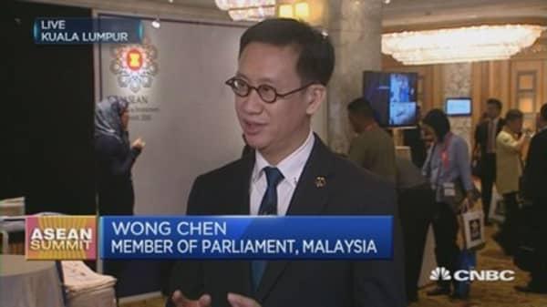 Malaysia faces risks similar to Asian Financial Crisis: Parliament Member
