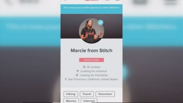 Match has partnered up with an online personal styling service, Stitch Fix, who have recommended what kind of outfits to wear on a date.
