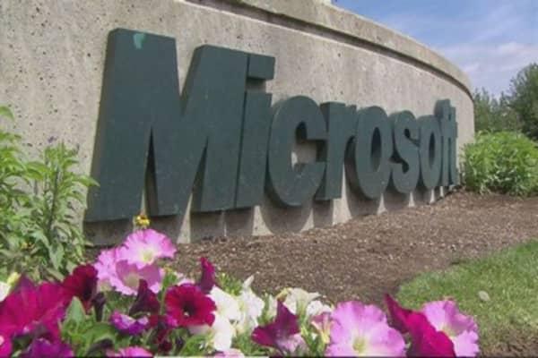 Microsoft and Volvo strike a deal