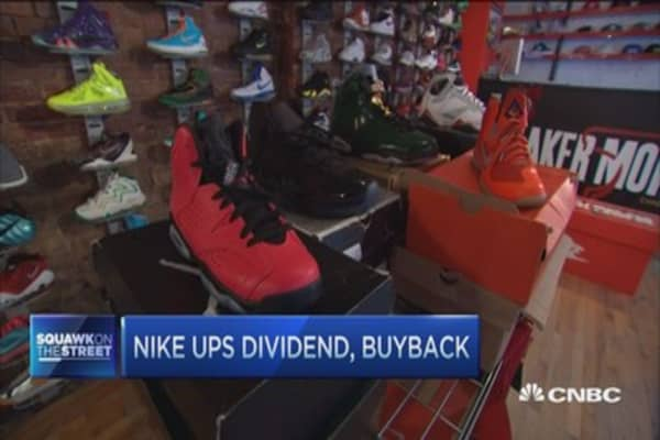 Cramer: They should rename Oregon to Nike