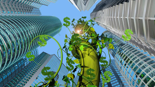 Venture capital startup