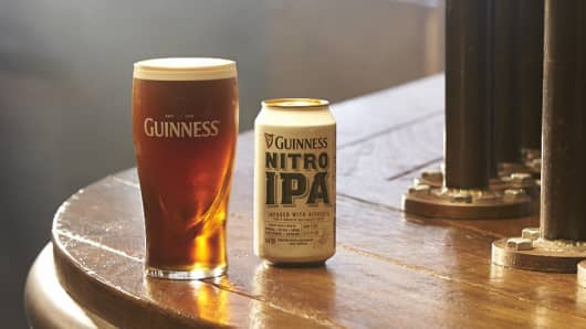 Nitro Guinness IPA