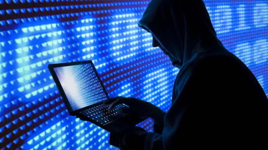 Cyber attacks hackers Anonymous