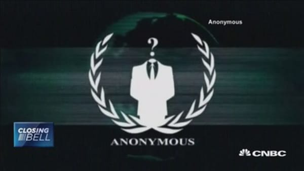 Former 'Anonymous' hacker speaks out on ISIS