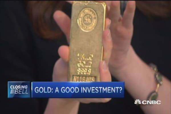 Gold: A good investment?