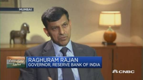 RBI Rajan: India needs to fix bugs in its banking system