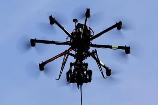 The many ways drones can protect us: Experts
