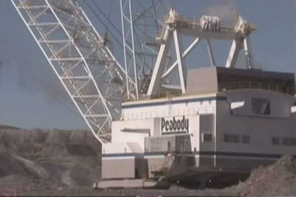 Peabody Energy agrees to sell to Bowie