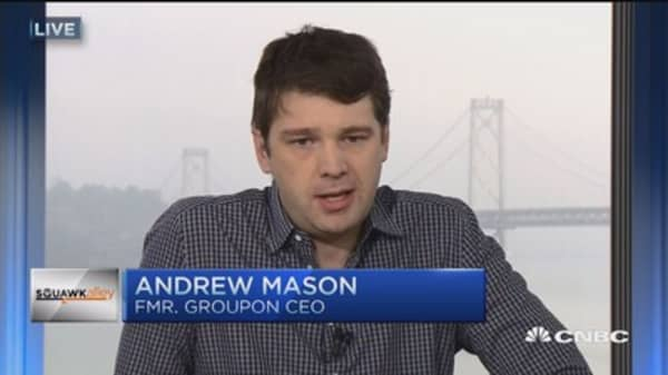 Groupon should make startups think twice about IPOs: Fmr. CEO