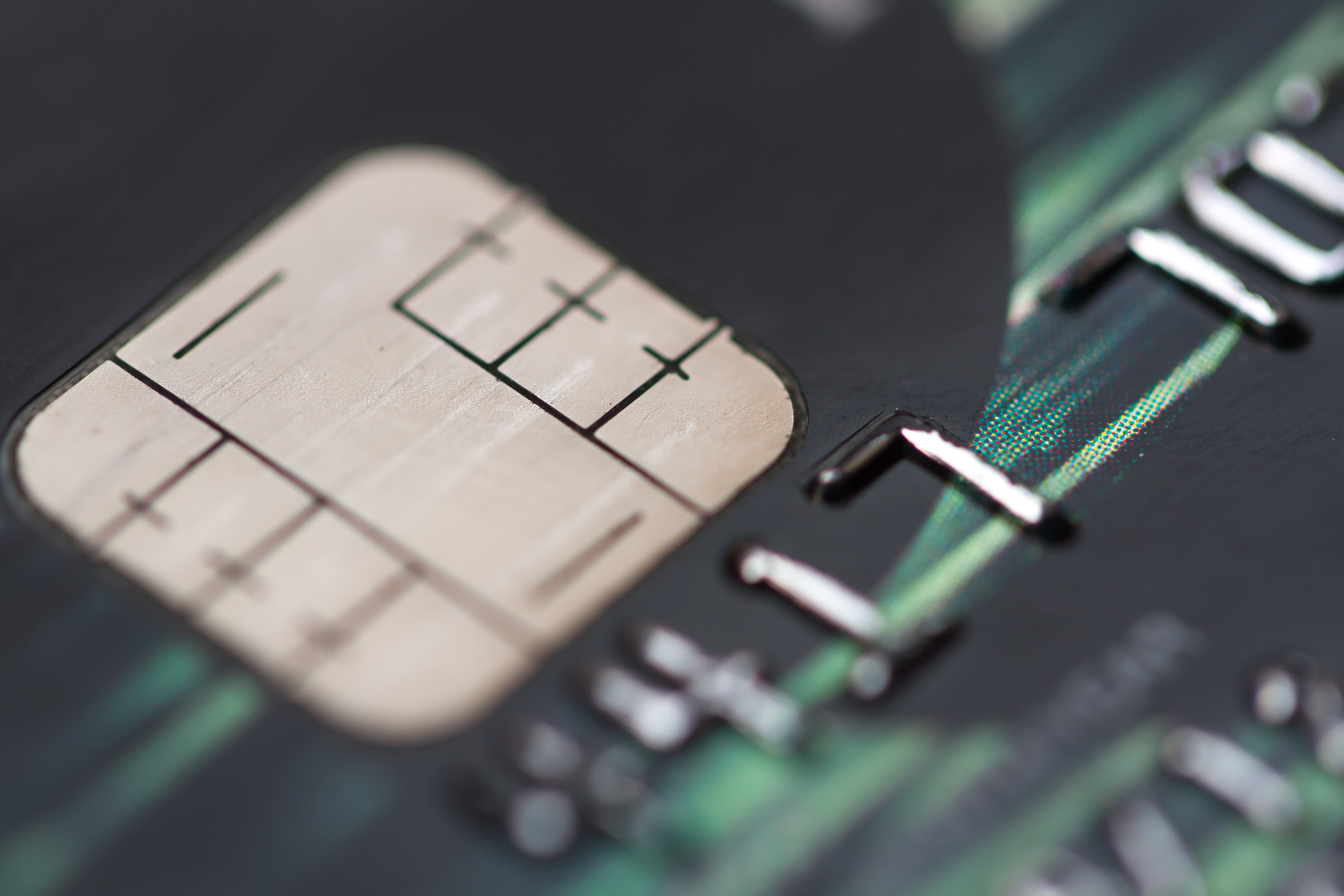 no chips a slow go for new credit card technology