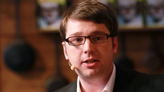 Andrew Mason, Groupon founder