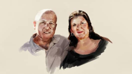 Richard and Susan Ramirez.