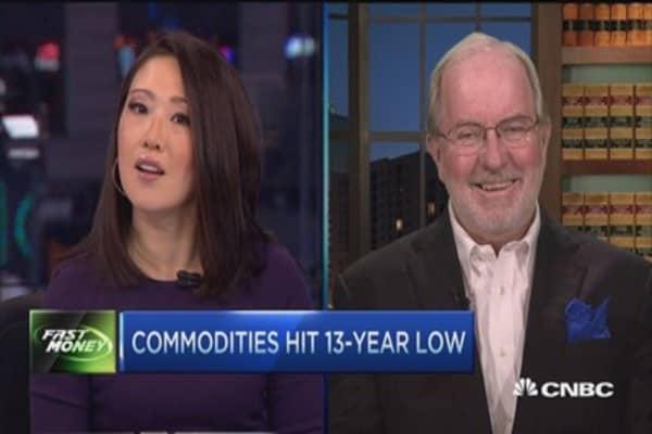Gartman: Oil, gold still going lower