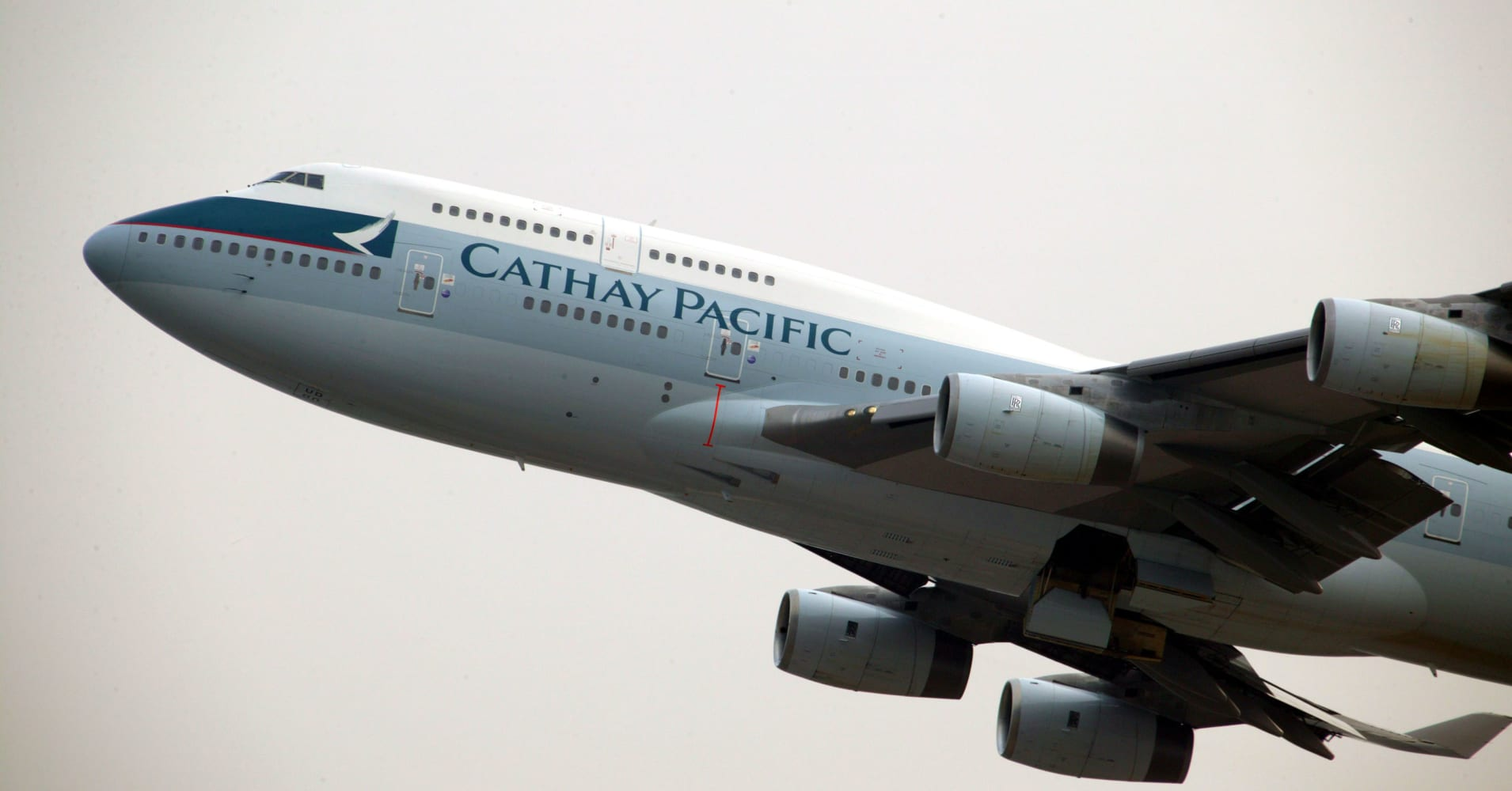 Hong Kong privacy watchdog to investigate Cathay Pacific over massive data breach