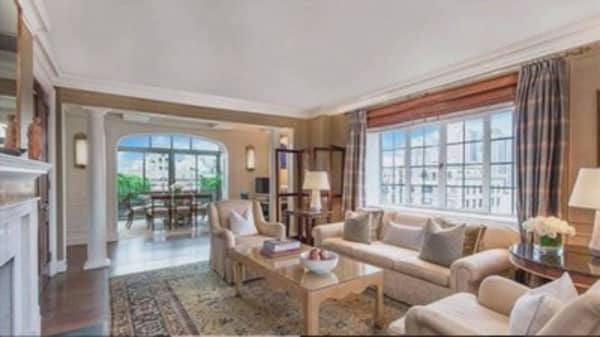 Penthouse lists for $300,000 a month