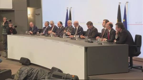 Belgium charges suspected attacker