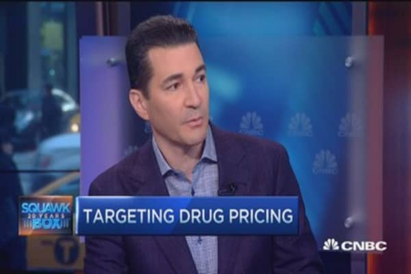 Politics of drug pricing