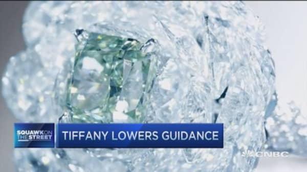 I'm sick of Tiffany: Cramer