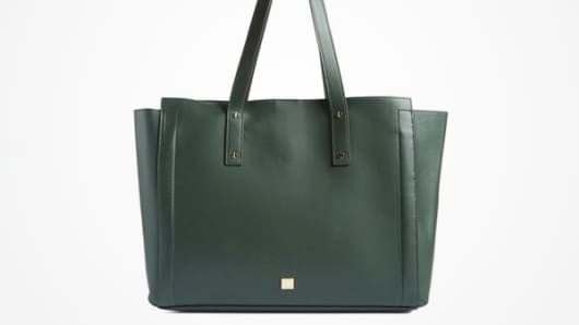 Ivanka Trump 'Soho' Leather Tote