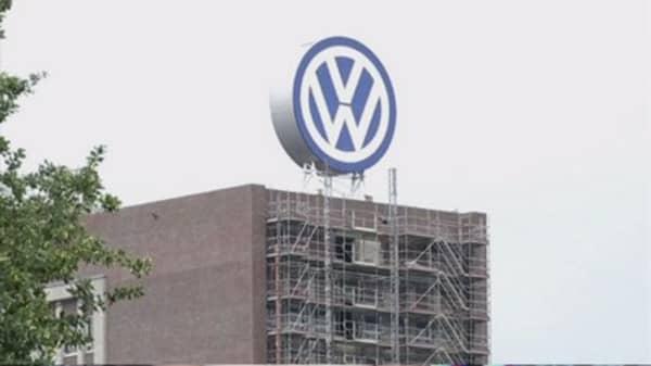 Volkswagen in tax evasion probe