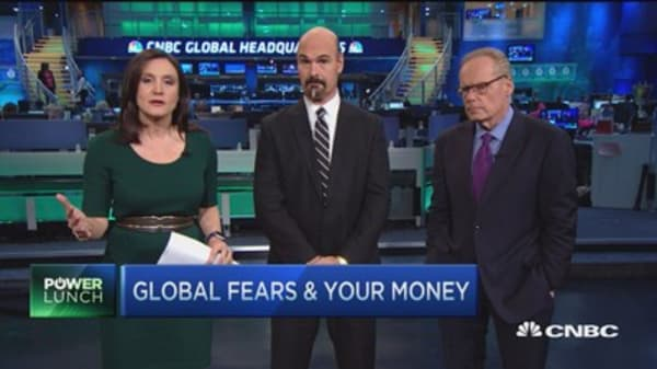 Global fears & your money