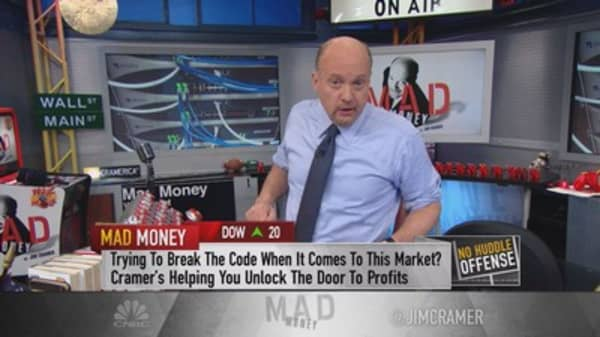 Best of breed cybersecurity play: Cramer