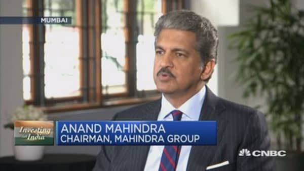 'India must embrace new manufacturing models'