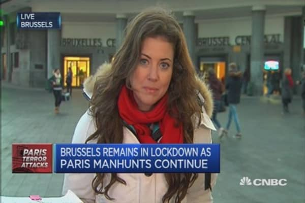 Belgium issues international arrest warrant
