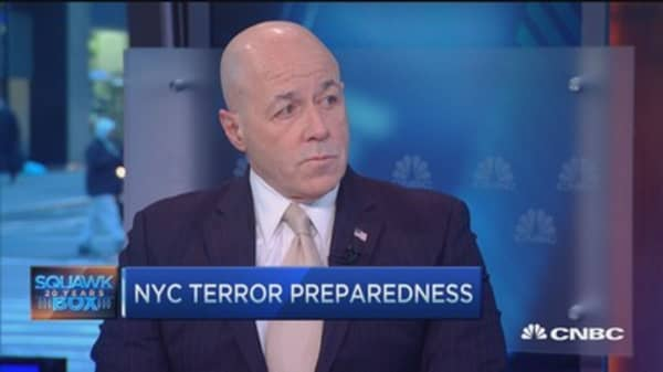 Protecting soft targets from attack: Bernard Kerik
