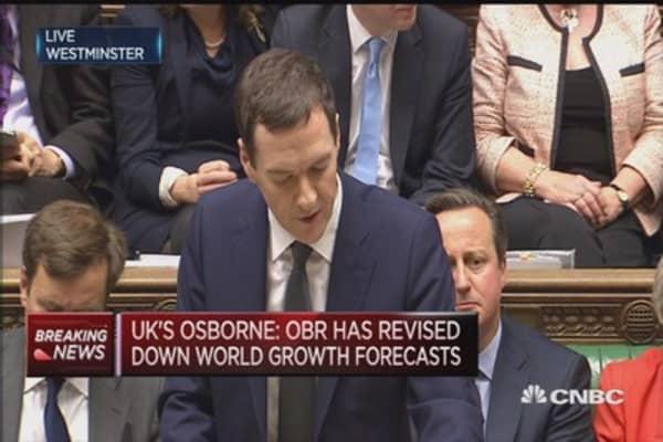 NHS reforms announced by George Osborne