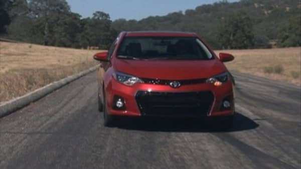 Toyota recalling 1.6M cars