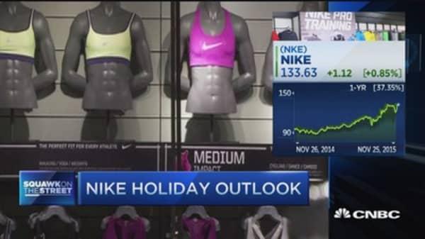 Nike has room to run: Analyst