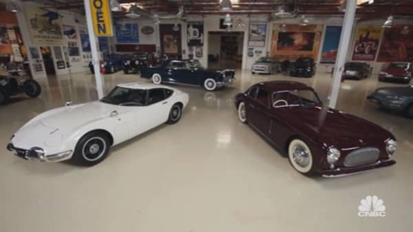Jay Leno's Garage: Which Of These Three Cars Is Worth More