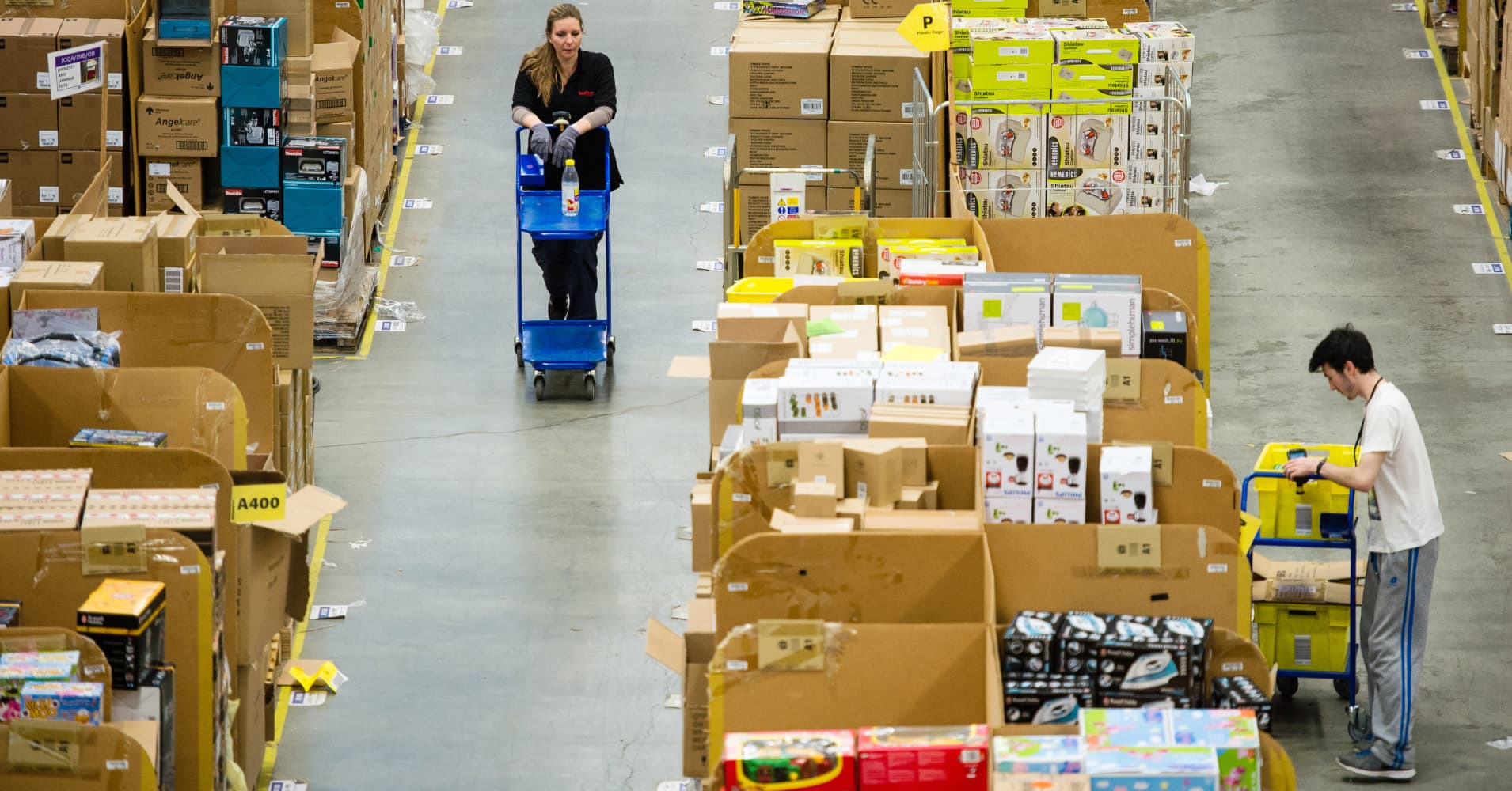 Amazon's Prime customers are spending more this holiday season, as retailers scramble to keep up online
