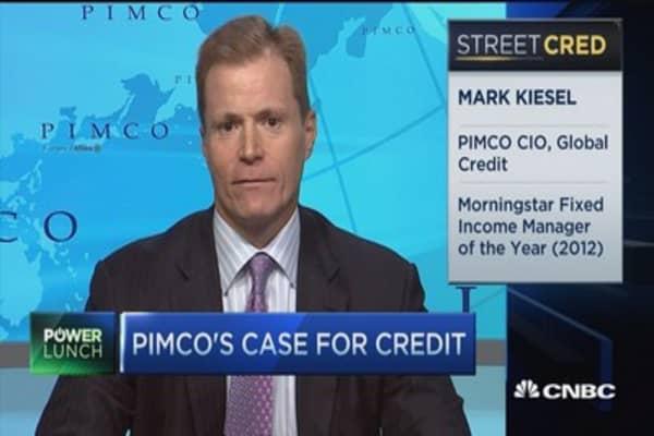 PIMCO's case for credit
