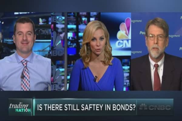 Is there safety in bonds?