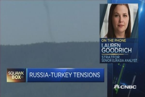 'Turkey has scuttled all of France's plans'