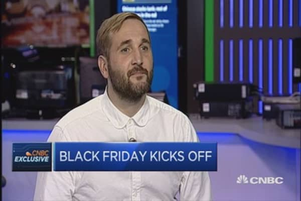 How important is Black Friday to retailers?