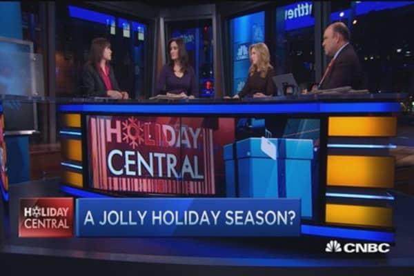 Dana Telsey: Not the season for apparel