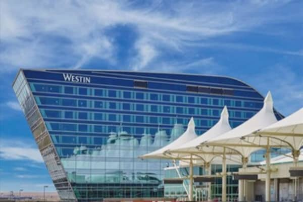Denver's new $580M Westin airport hotel