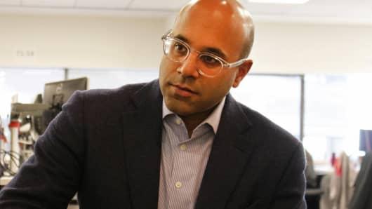 Niraj Shah, Wayfair co-founder and CEO