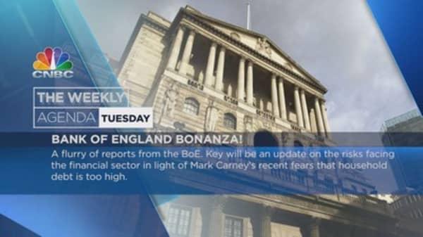 COP21, Mario Draghi, Janet Yellen: The Weekly Agenda 27 November