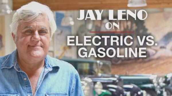 Electric is nice, but is gasoline here to stay?