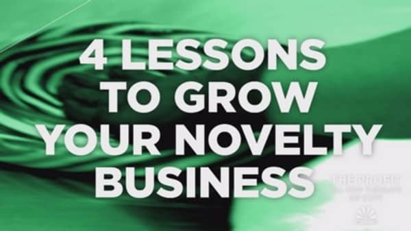 Key to small biz success: Letting go to let it grow