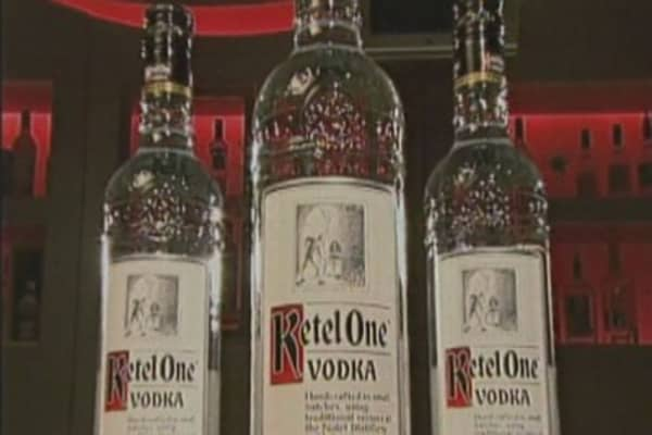 Nolet celebrates 325 years of vodka making