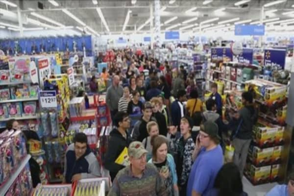 151M shoppers celebrate Black Friday