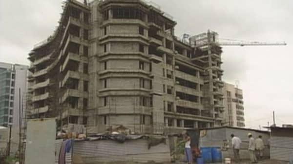 Mumbai property market stalls