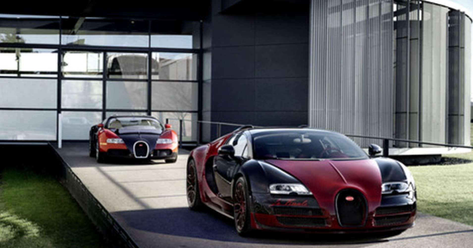 Bugatti Sells 100 Chiron Models At 24 Million Each