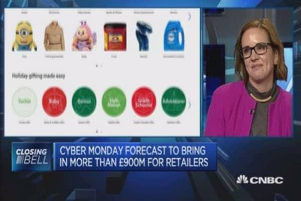 Is Cyber Monday 'redundant'?