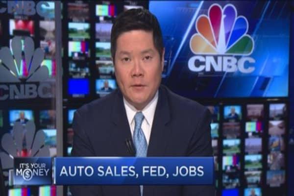 The week ahead: Cyber Monday & light earnings